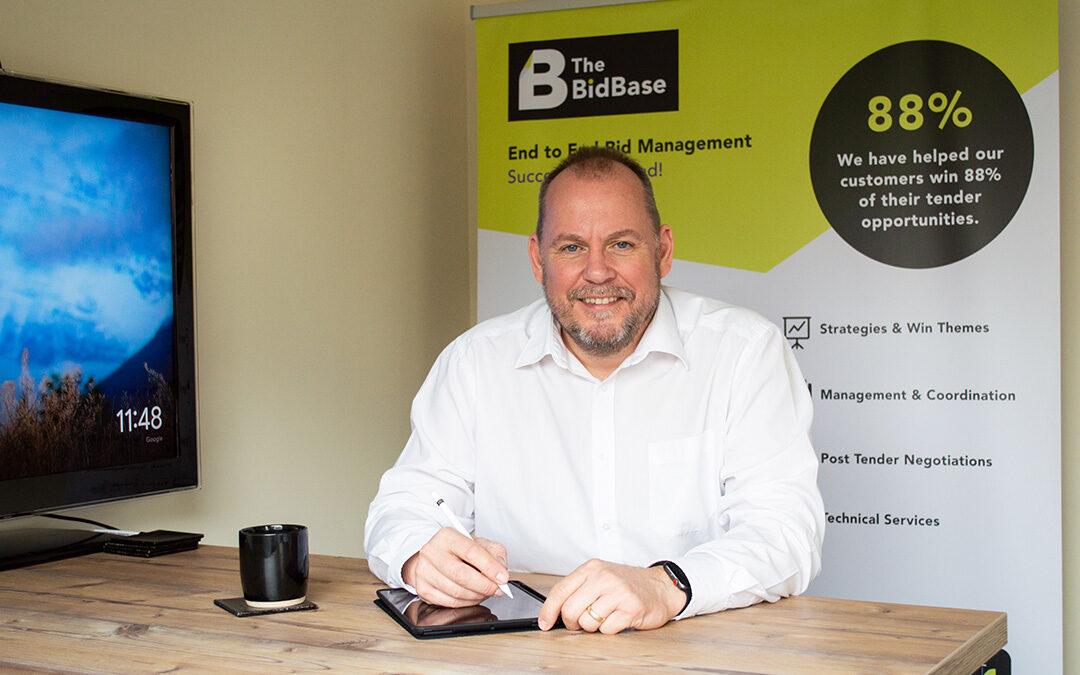 Mark Watters - Director, The BidBase