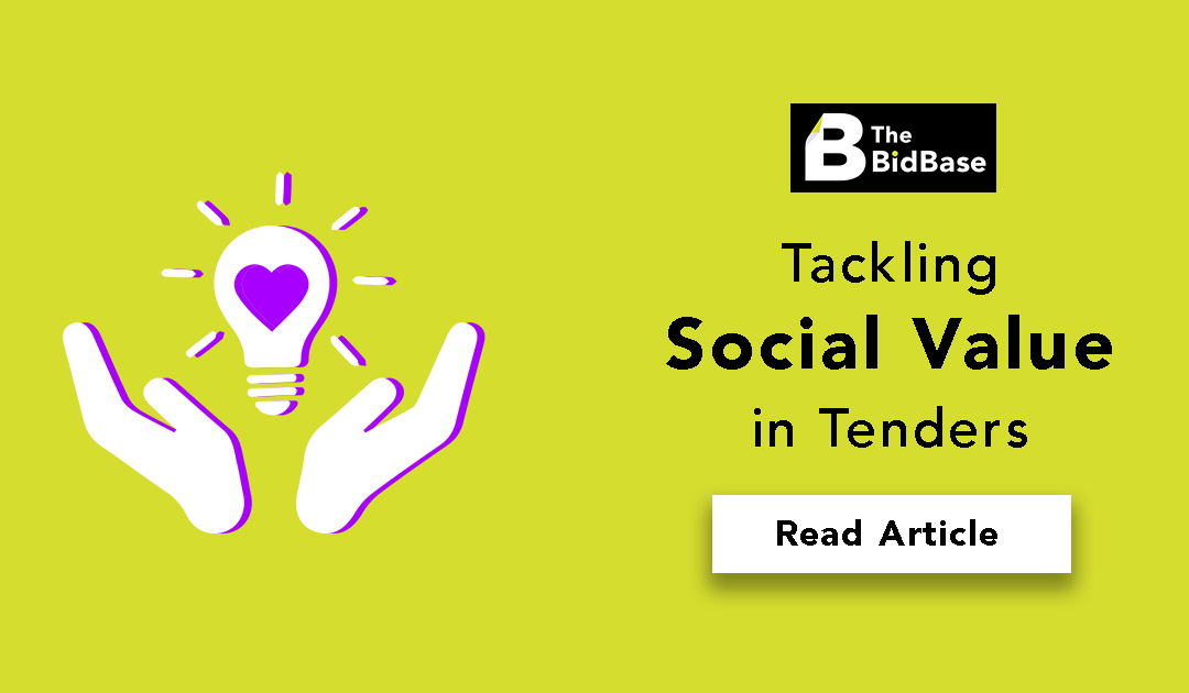 Our Top 3 Tips to Tackling Social Value in Tenders